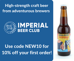 Imperial Beer Club (Discount Code)