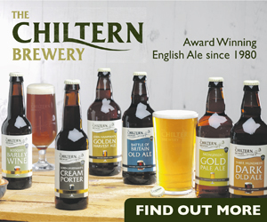 Chiltern Brewery (Award Winning Ales)