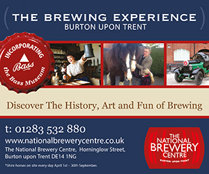 National Brewery Centre (Brewing Experience)