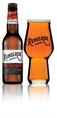 Renegade West Coast Pale Ale, West Berkshire