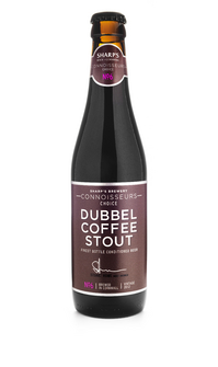 Dubbel Coffee Stout, Sharp's