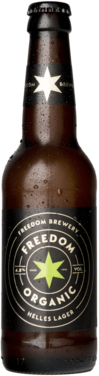 Freedom Organic Helles Lager