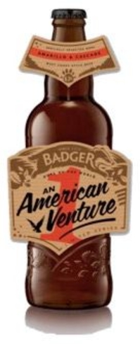 Badger An American Venture, Hall & Woodhouse