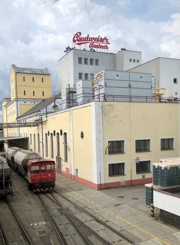 Budvar train