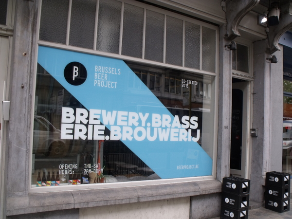 Brussels Beer Project 2