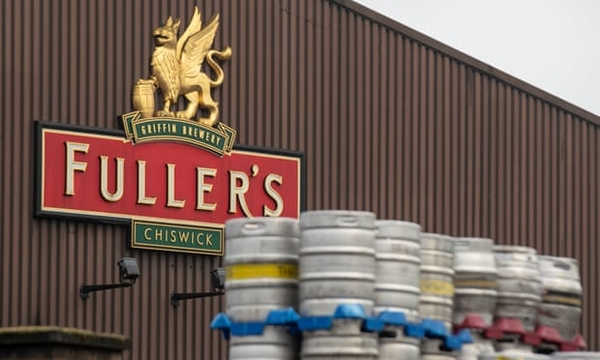 Fuller S End Of Family Brewing In London News Protz On Beer By Roger Protz