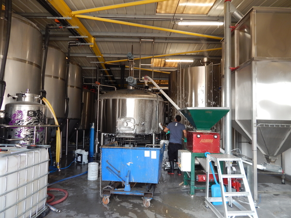 Siren brewhouse