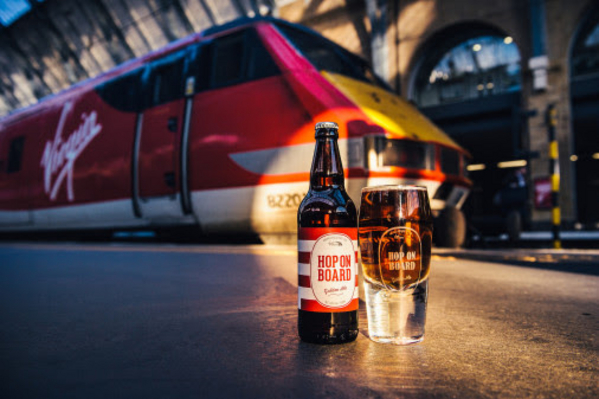 virgintrains beer