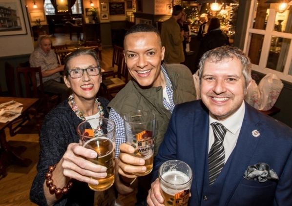 City of Ale launch