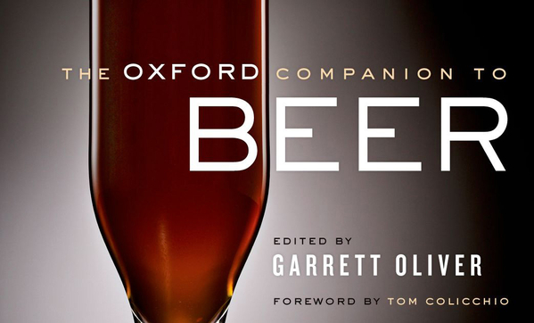 Cover: Oxford Companion To Beer