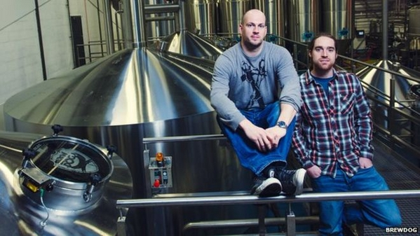 BrewDog founders