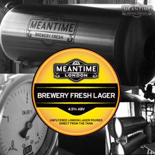 Meantime Brewery Fresh