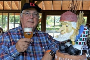 Chouffe: where beer is gnome from home