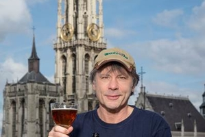 New Iron Maiden ale has a Belgian twist