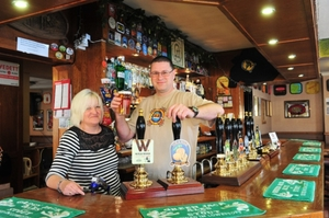 Four pubs are vying for national glory