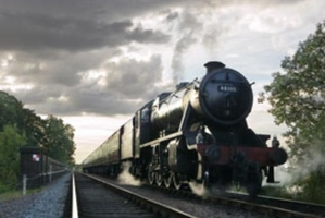 Full steam ahead for twin-track beer and trains on superb Midlands preserved line