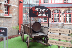 Historic Flemish beer restored to Bruges