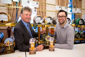 New Tim Taylor beer has spring in its step