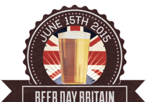 Wave the flag for British beer on 15 June