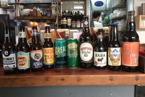 US beer brightens Brixton food scene