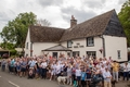 Top awards for rural pub saved by locals