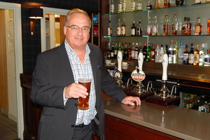 CAMRA's new chief has sky high plans