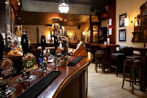 Salute Good Beer Guide's Famous 5 pubs