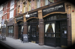 Former strip pub wins top design award