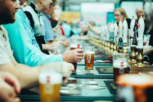 A feast of good beer at Olympia fest