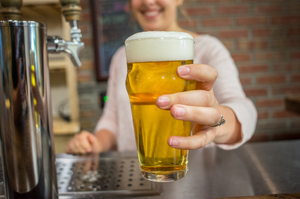 Big jump in American beer exports to UK