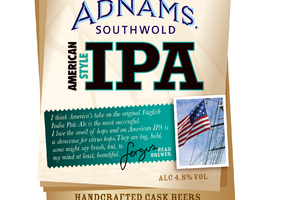 Adnams IPA: Beer of the Month