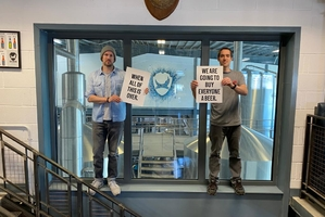 BrewDog in bid to save the planet