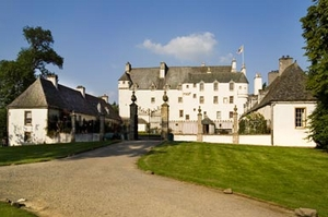Unlocking the gates to Traquair historic ale