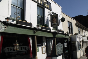 David & Goliath battle over historic inn