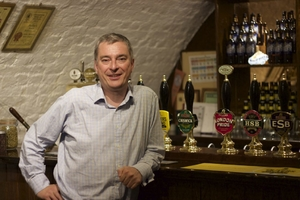 Master brewer's mission to boost cask