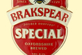 Brakspear Special: back where it belongs