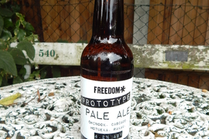Brewery gives Freedom to choose Pale Ale