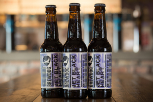 BrewDog stout takes a dig at Diageo