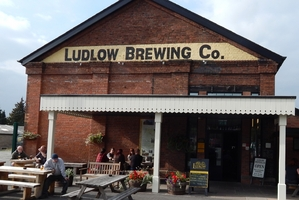 Ludlow on the fast track to success