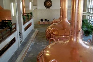 £70m expansion boost for Czech Budvar