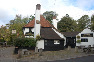Ancient inn sticks up for beer choice